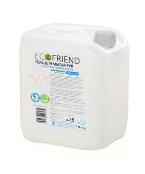 Гель для мытья рук Ecofriend 3л пробиотический