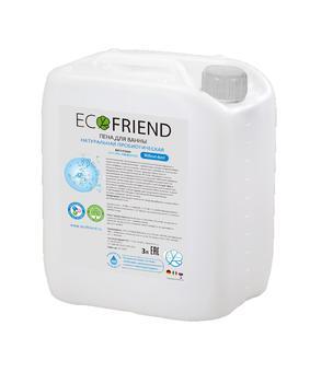 Пена для ванн пробиотическая Ecofriend 3л