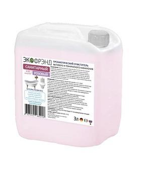 Очиститель для сантехники и санузлов 3л