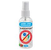 Антисептик пробиотический, спрей 100 мл (брусника) Экодоктор